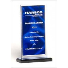 acrylic-blue-satin-award